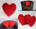 Serce Serca Poduszka dekoracyjna