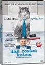 Jak zostać kotem (Kevin Spacey) DVD FOLIA PL