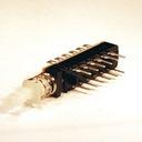 PRZEŁĄCZNIK ISOSTAT 4P2T 500mA/30VDC on-on 2szt.
