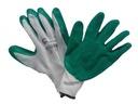 Rękawice DRAGON 480 zielone rozmiar 8,9,10