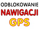 Nawigacja Smart GPS SG 720 New MENU ODBLOKOWANIE