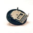 Potencjometr OBROTOWY liniowa 50K stereo 3szt.
