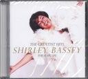 SHIRLEY BASSEY greatest hits (CD)