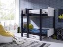 Łóżko piętrowe 2 osobowe NESTOR - NOWOŚĆ !!!