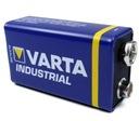 6LR61 VARTA Alkaiczna Bateria 2020 Baterie 6F22 9V