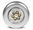 Lampka Bezprzewodowa Samoprzylepna 6x LED 3xAAA F
