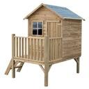 Drewniany Domek Ogrodowy dla Dzieci TOMEK Hit!!!