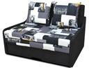 Sofa PROMOCJA różne wzory , funkcja spania