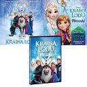 KRAINA LODU [CD+DVD] Piosenki i Film Super BOX