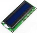 Wyświetlacz alfanumeryczny LCD 2x16 HD44780