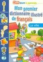 Słownik obrazkowy język FRANCUSKI dla dzieci ELI