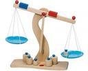 Drewniana Waga Sklepowa dla dzieci szalkowa 51856 Marka inna