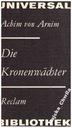 Die Kronenwachter Achim von Arnim niemiecka