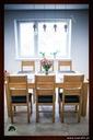 Dębowy stół rozkładany 160/85 dąb natura Kształt blatu prostokątny