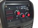 Spawarka inwertorowa MMA MIGOMAT 220A MIDI MIG 220 Waga (z opakowaniem) 24 kg