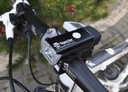 Przednia lampka ROWEROWA LED rower latarka USB Rodzaj przednie