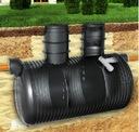 Przydomowa oczyszczalnia ścieków do 7 8 os. 3000l Kod produktu oczyszczalnia ścieków 7-8os  3000l 3-komory POLSKA