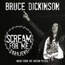 BRUCE DICKINSON Scream For Me Sarajevo CD