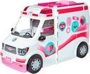 BARBIE KARETKA MOBILNA ZESTAW 2W1 + GRATIS lalka Marka Barbie