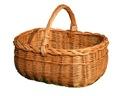 Koszyk na zakupy Kosz na grzyby Wiklina Piknik