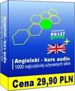 kurs języka ANGIELSKIEGO MP3 Angielski 1000 słow