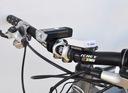 Przednia lampka ROWEROWA LED rower latarka USB Waga 80 g