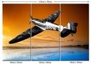 Obraz Samolot Myśliwiec Supermarine Spitfire