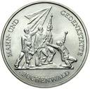 ГДР - 10 Марок 1972 А - БУХЕНВАЛЬД - MENNICZA UNC доставка товаров из Польши и Allegro на русском