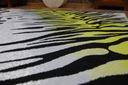 REWELACYJNY DYWAN FLASH 80x150 CĘTKI PASKI #B855 Długość 150 cm