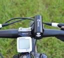Lampka rowerowa LED przód SPECTER XPG350 na USB Kolor dominujący czarny