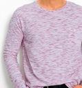 T-shirt róż-melanż d.rękaw Bawełna R 60 unisex Płeć Produkt uniseks