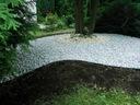Plôtik, palisáda, obrubník - Záhradná záhradná hrana palisáda 20 m + KOTV