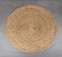 круглая коврик ?? морской травы 60см полный Новый Узор