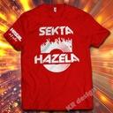 imprezowa Koszulka SEKTA HAZELA - HIT na PREZENT Materiał dominujący bawełna
