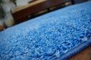 DYWAN SHAGGY 80x120 niebieski 5cm miękki @10235 Materiał wykonania polipropylen