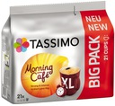 капсулы TASSIMO ДЖЕЙКОБС Morning Cafe XL 21 штук