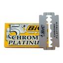 BIC Chrome Platinum - żyletki do maszynki 100sztuk