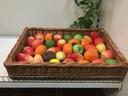 Kosz wiklinowy na warzywa owoce pieczywo 60x40