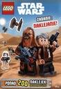 Zadanie: naklejanie! LEGO Star Wars Tytuł Lego Star Wars Zadanie: naklejanie! LAS 302