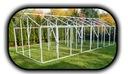 Туннель Фолиевой садовый Теплица 2 ,1x400 8 ,4м2