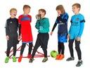 Bielizna termoaktywna pod strój piłkarski 140-146 Kolor Niebieski