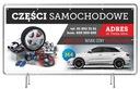 Solidny Baner reklamowy 3x1 Turbosprężarki Reklama Producent B&B