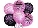EXTRA Balony na Wieczór Panieński - 30cm - 6szt