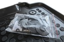 Honda CR-V 2012- Dywaniki gumowe + bagażnik Marka Rezaw-Plast