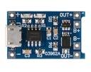 Ładowarka Li-Ion Li-Poly TP4056 USB micro F-VAT