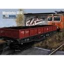 Angraf 5/10 -  Wagon węglarka 401 Z  1:25