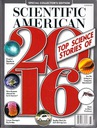 SCIENTIFIC AMERICAN TOP SCIENCE STORIE OF 2016