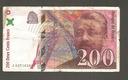 Francja - 200 franków 1997 rok