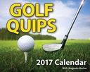 Andrews McMeel Publishing Golf Quips 2017 Mini Day