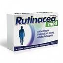 RUTINACEA MED, 30 tabletek do ssania